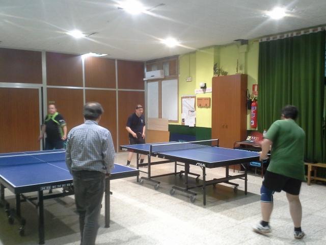 Tenis taula congres fisiocatsalut 1