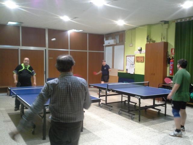Tenis taula congres fisiocatsalut 2